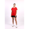 T-shirt femme FZ Forza Hedda (Chinese Red)