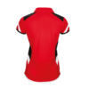 Polo Victor Function Female red 6717
