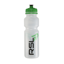 RSL Water Bottle Transparent