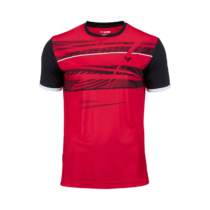 T-Shirt Victor Function Unisex red 6069