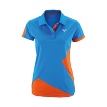 Polo Victor Function Female Orange 6118