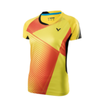 T-Shirt Victor Games Female yellow 6357