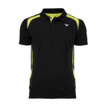 Polo Victor Function Unisex black 6959