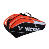 Sac thermo double de Badminton Victor BR6211 Orange
