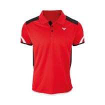 Polo Victor Function Unisex red 6727