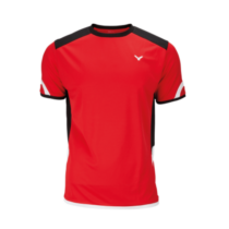 Victor T-shirt Function Unisex red 6737