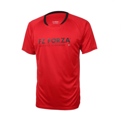 FZ Forza Bling Mens Tee (Chinese Red)