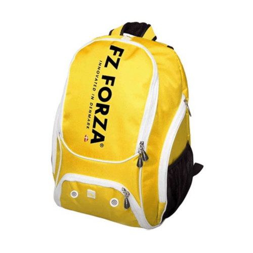 FZ Forza Lennon yellow Badminton/squash Backpack