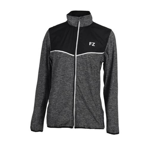 FZ Forza Haze Womens Badminton Jacket (Grey)