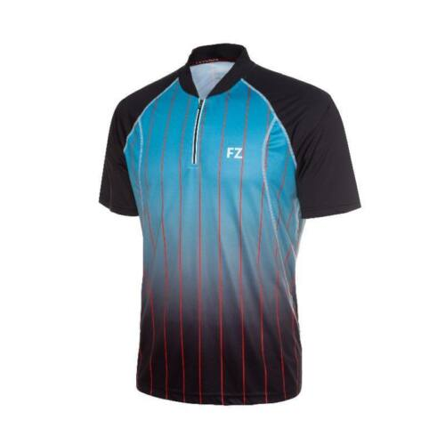 FZ Forza Lance Junior Badminton T-Shirt (Light blue)