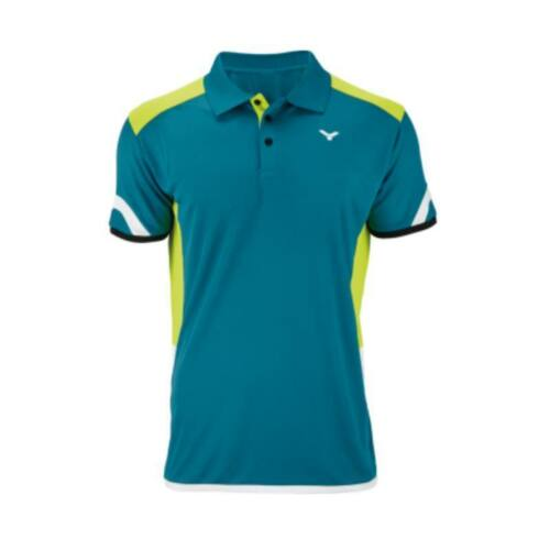 Victor Function 6697 Junior Badminton T-Shirt (Green)