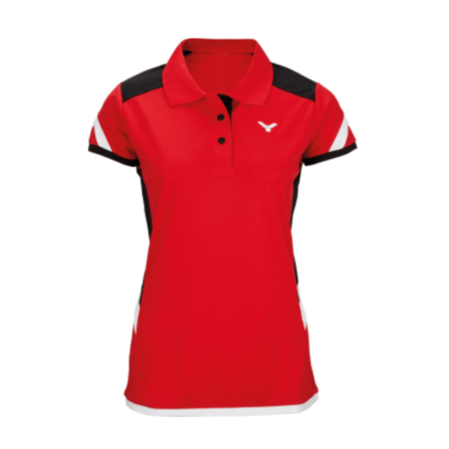 Victor Polo Function Female red 6717